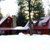 Winter Wonderland at The Dirtyface Main Lodge and Guest House