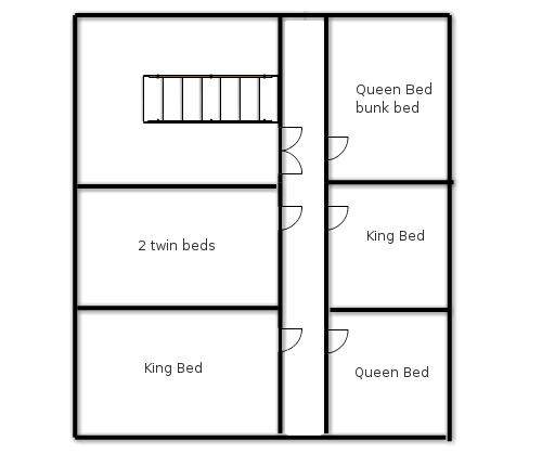 Guest House - 2nd Floor
